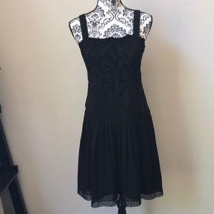 Ann Taylor stunning black dress